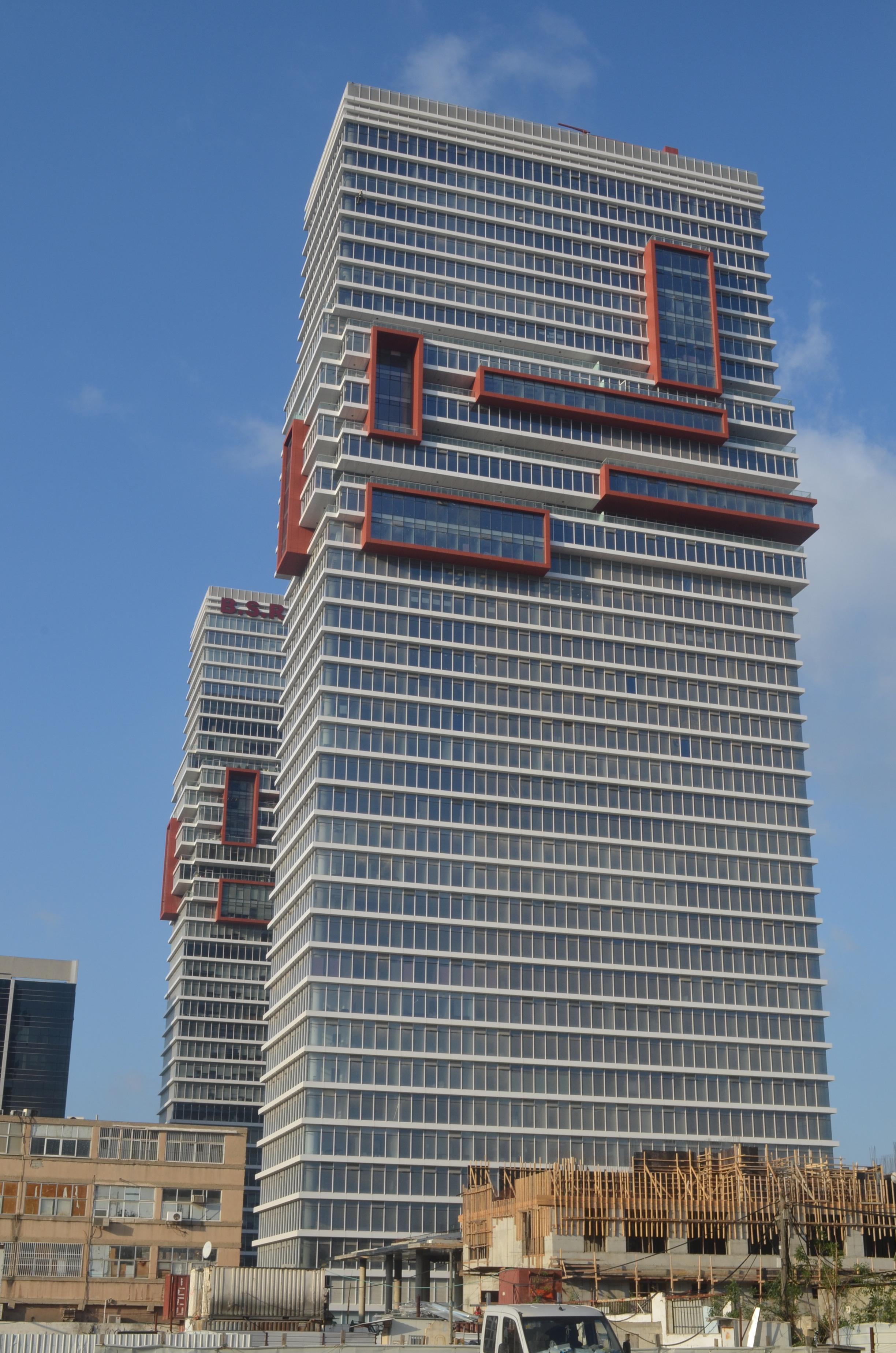 מגדל בסר4 קומה 32