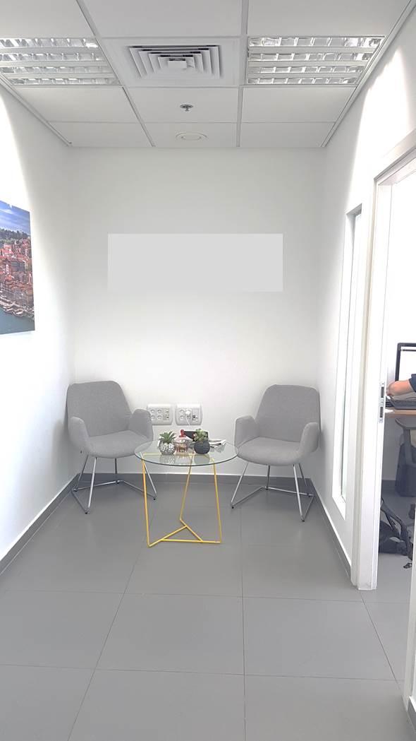 משרד נדיר בגודלו לרכישה