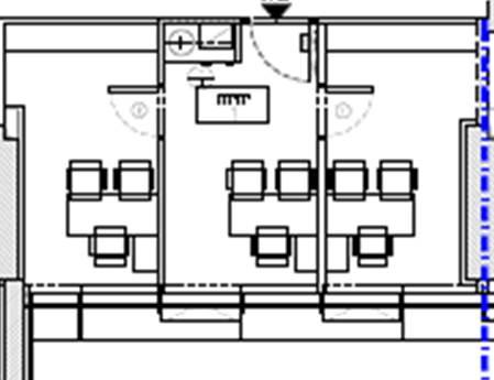 פבלוביץ  קומה 25 2 חד והמתנה